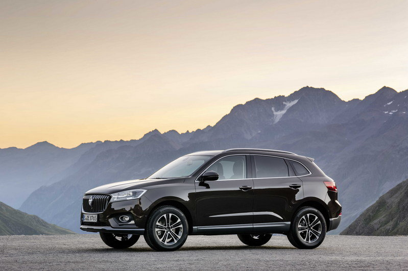 2016 Borgward BX7 High Resolution Exterior - image 646443
