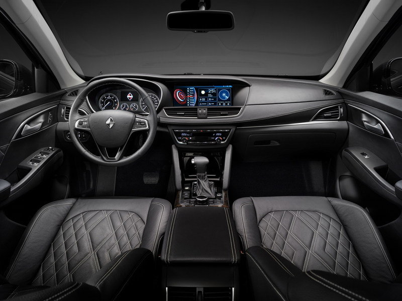 2016 Borgward BX7 High Resolution Interior - image 646444