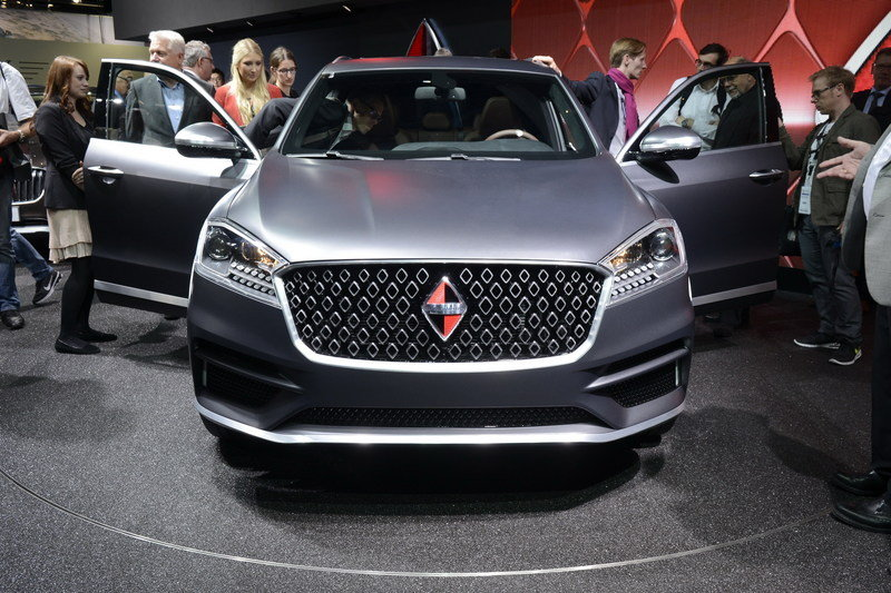 2016 Borgward BX7 High Resolution Exterior - image 646437