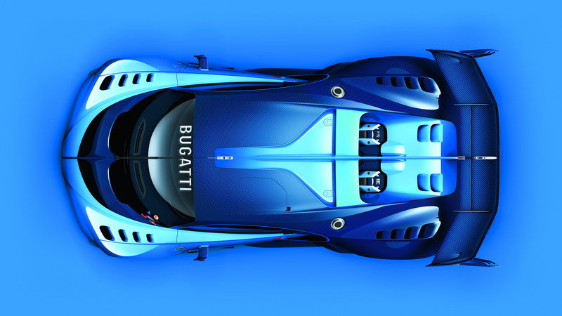 2016 Bugatti Vision Gran Turismo High Resolution Exterior Computer Renderings and Photoshop - image 644347