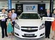 Chevrolet Built Its 10 Millionth Malibu - image 644061