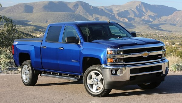 2016 chevrolet silverado hd review