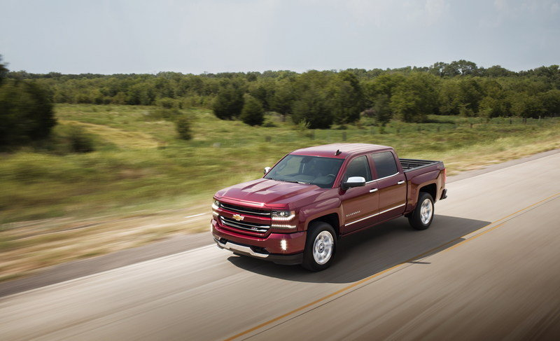 2016 Chevrolet Silverado High Resolution Exterior Wallpaper quality - image 648474