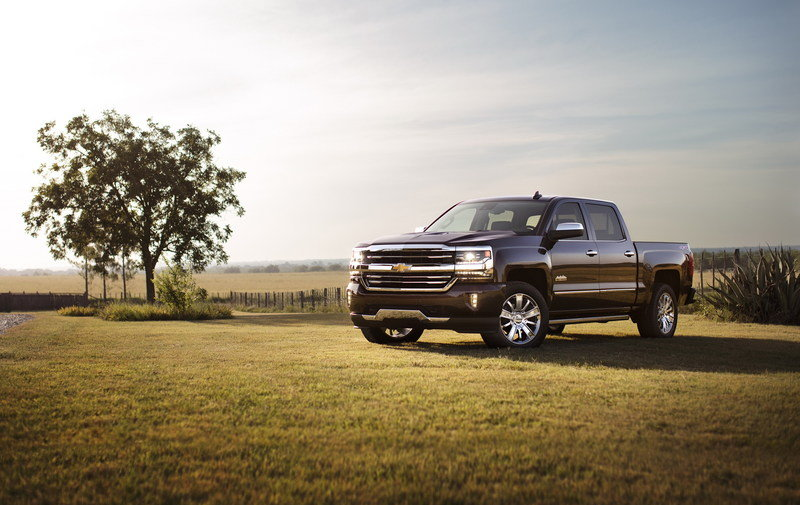 2016 Chevrolet Silverado High Resolution Exterior - image 648468