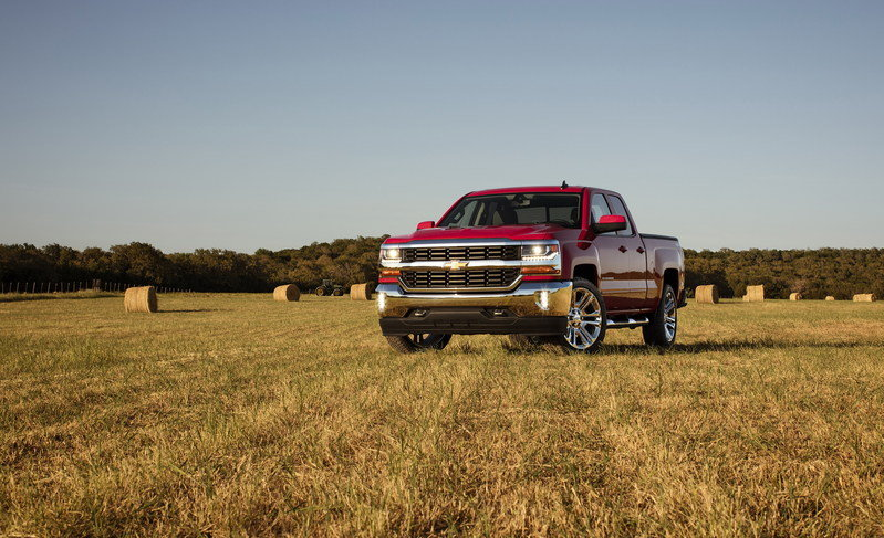 2016 Chevrolet Silverado High Resolution Exterior - image 648471