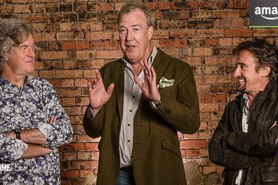 "Clarkson, Hammond & May New Show Could Be Called ""Gear Knobs"""