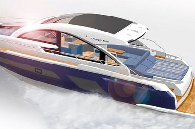 Fairline Launches Targa 53 Open Ahead Of Southampton Debut