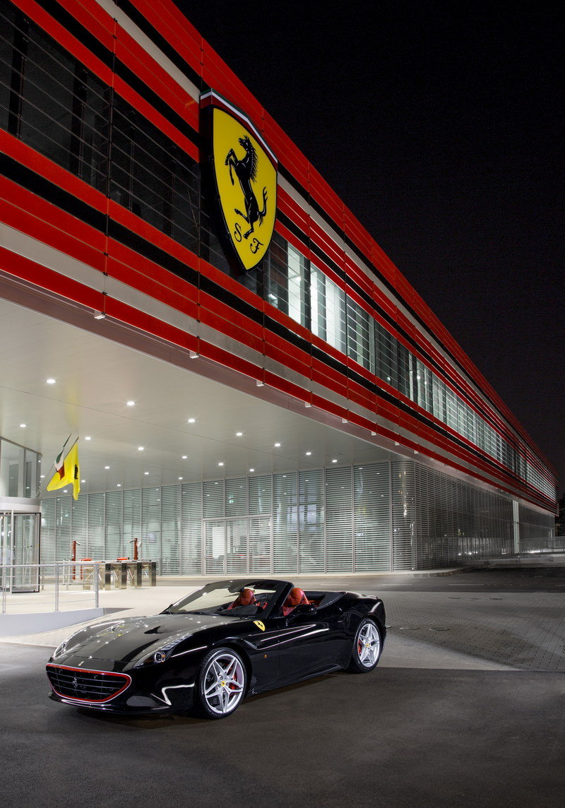 2015 Ferrari California T By
