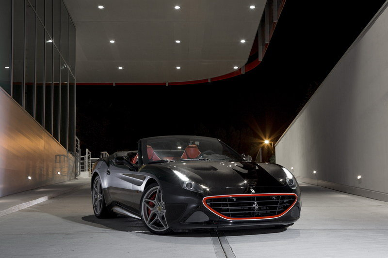 "2015 Ferrari California T By ""Tailor Made"""