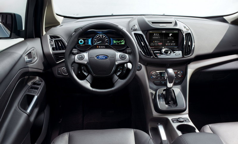 2016 Ford C-Max Hybrid High Resolution Interior - image 645307