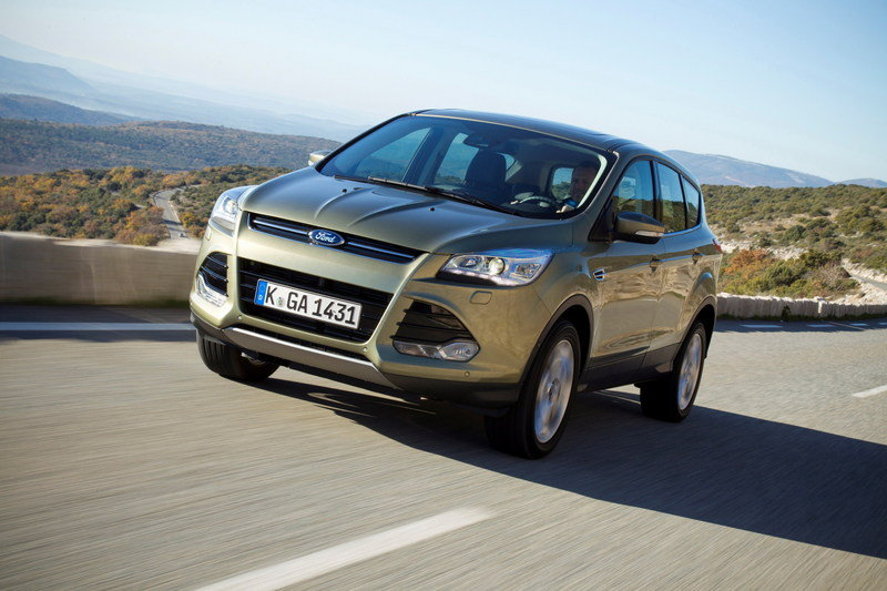 2012 Ford Kuga High Resolution Exterior - image 646959