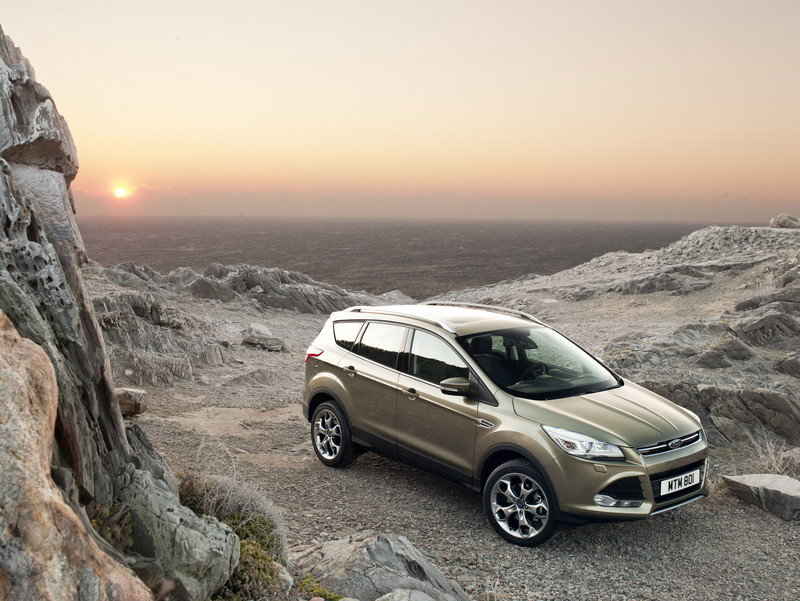 2012 Ford Kuga High Resolution Exterior Wallpaper quality - image 646956