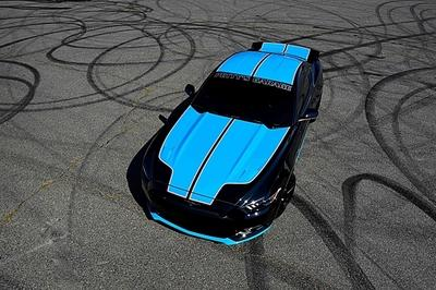 2015 Ford Mustang GT Petty's Garage Edition