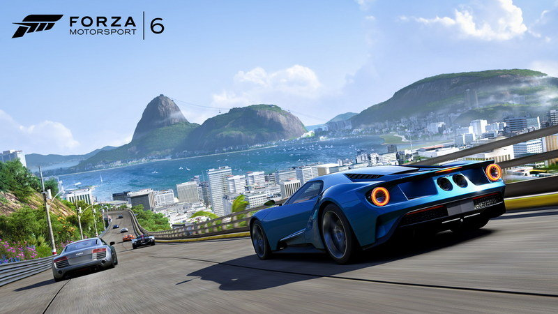 Forza 6 Game Review Exterior Screenshots / Gameplay - image 645832