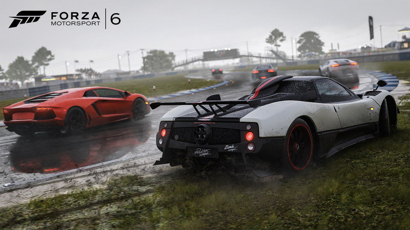Forza 6 Game Review Exterior Screenshots / Gameplay - image 645827