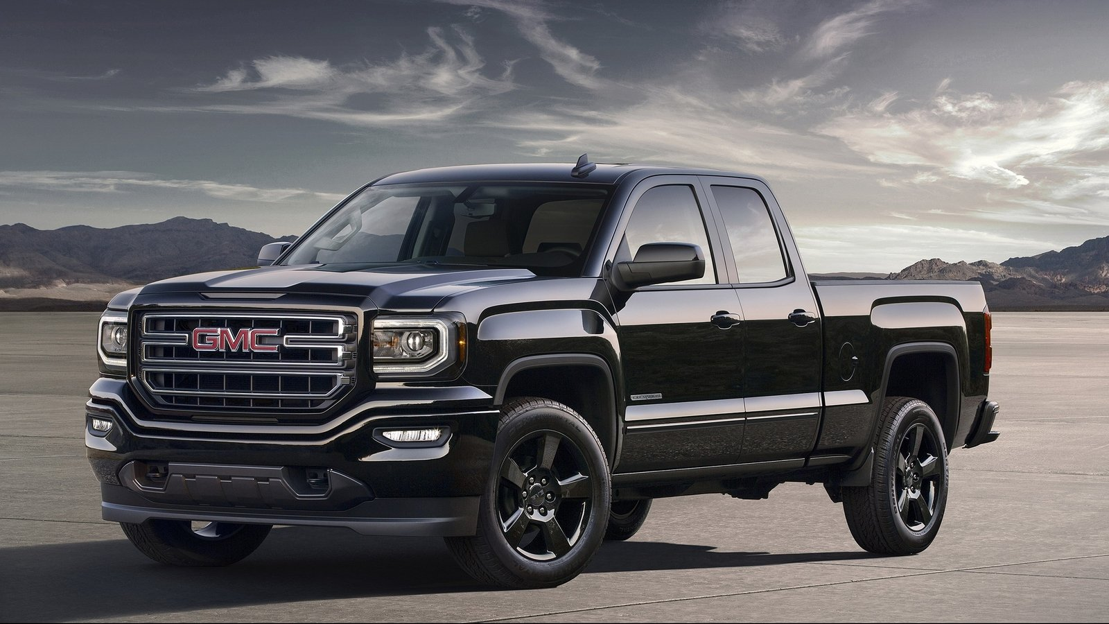 2016 GMC Sierra Elevation Edition Review - Top Speed