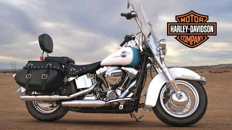 2016 - 2017 Harley-Davidson Heritage Softail Classic
