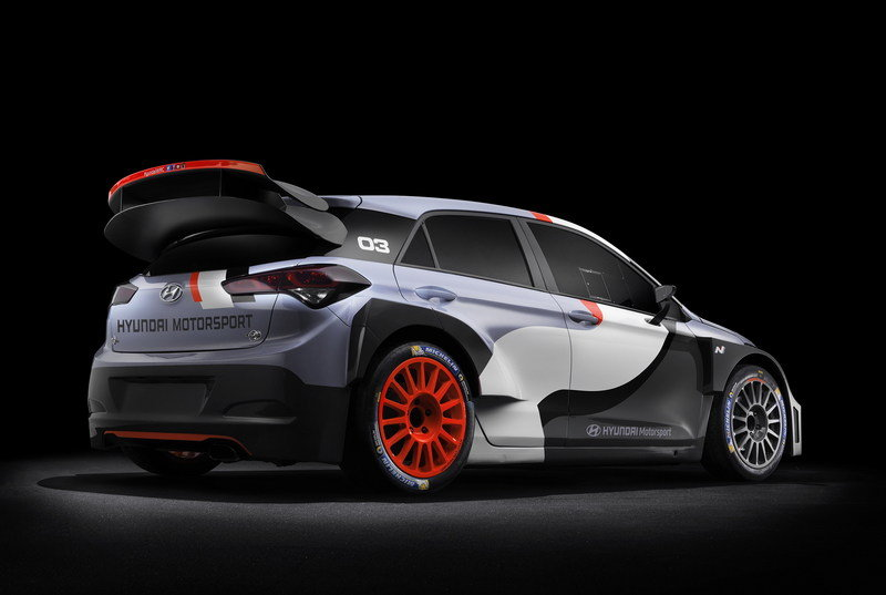 2016 Hyundai i20 WRC High Resolution Exterior Wallpaper quality - image 646170