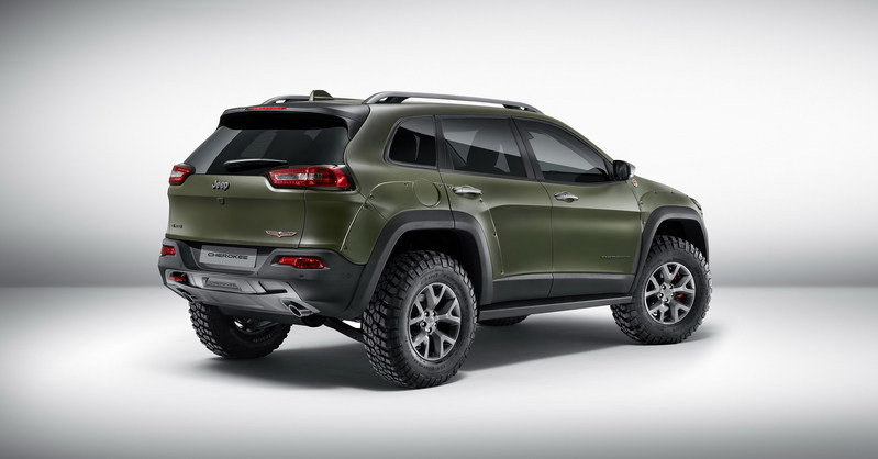 2015 Jeep Cherokee KrawLer High Resolution Exterior - image 646302