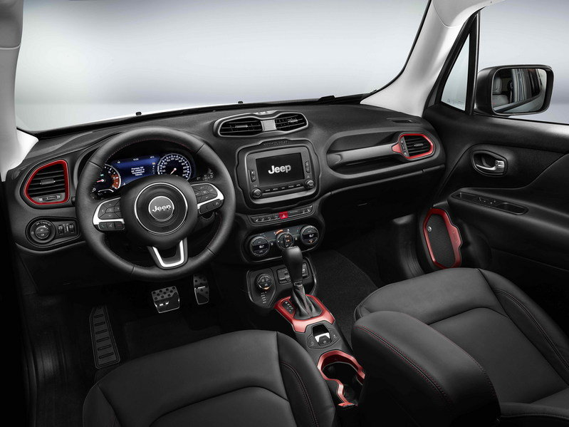 Jeep Renegade Limited >> 2015 Jeep Renegade Trailhawk | Top Speed