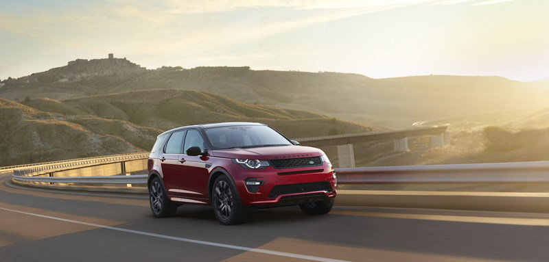 2016 Land Rover Discovery Sport HSE Dynamic Lux