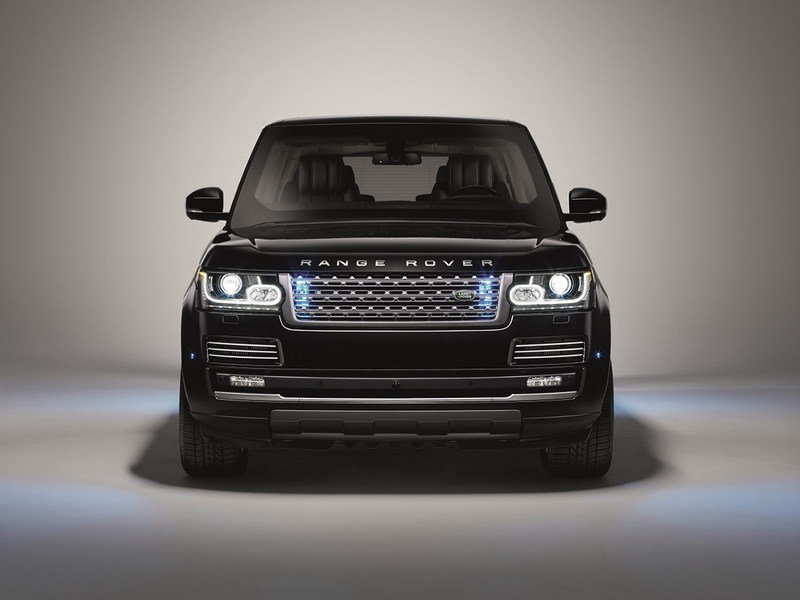 2016 Land Rover Range Rover Sentinel High Resolution Exterior - image 644921