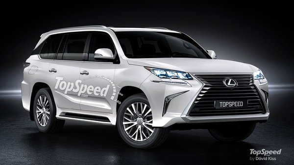 Lexus Flagship Suv Review Top Speed