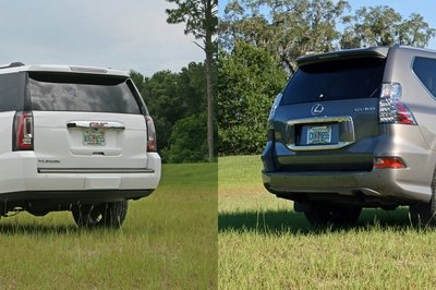 Lexus GX460 VS  GMC Yukon Denali News - Top Speed