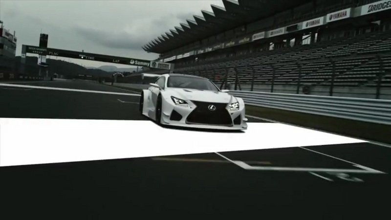 Lexus Highlights The History Of Its F Family: Video