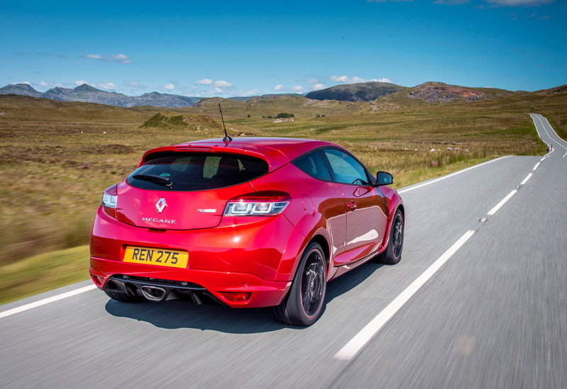 2015 Renault Megane Renaultsport 275 Cup-S High Resolution Exterior - image 644049