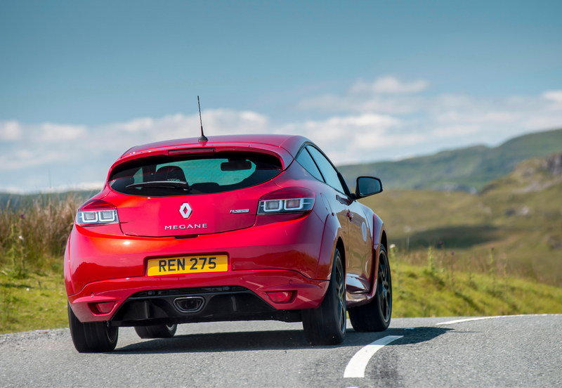 2015 Renault Megane Renaultsport 275 Cup-S High Resolution Exterior - image 644051