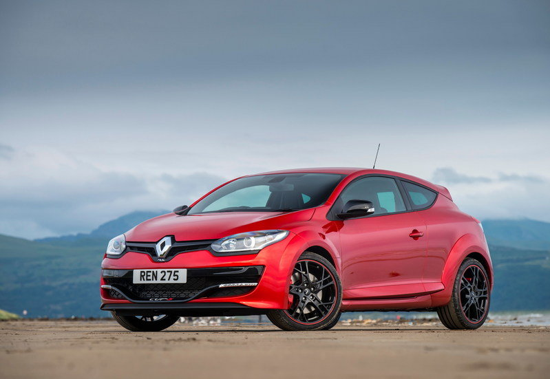 2015 Renault Megane Renaultsport 275 Cup-S High Resolution Exterior - image 644047