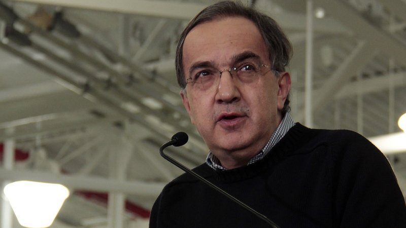Marchionne Won't Let Go Of a Merger With GM