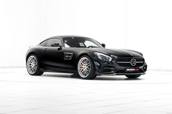 2016 mercedes amg gt s by brabus car review top speed. Black Bedroom Furniture Sets. Home Design Ideas