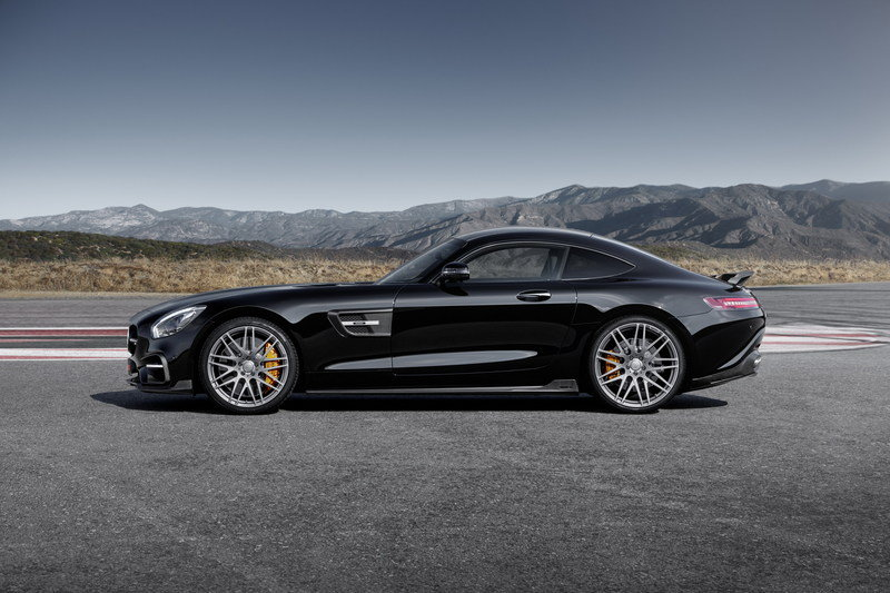 2016 Mercedes-AMG GT S By Brabus High Resolution - image 645556