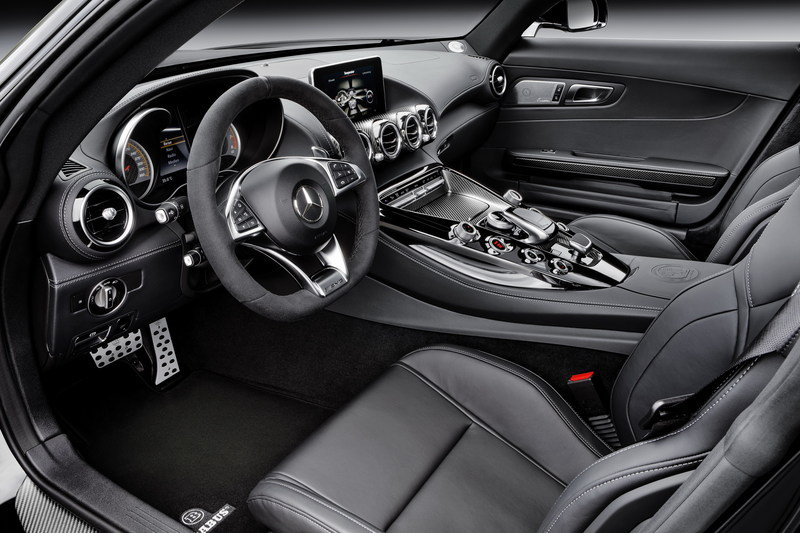 2016 Mercedes-AMG GT S By Brabus High Resolution - image 645560