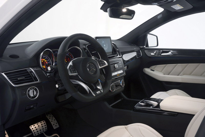 2016 Mercedes GLE Coupe 850 By Brabus High Resolution Interior - image 646630