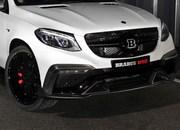 2016 Mercedes GLE Coupe 850 By Brabus - image 646613