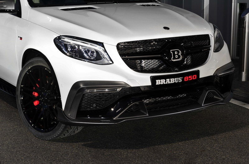 2016 Mercedes GLE Coupe 850 By Brabus High Resolution Exterior - image 646613