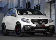 2016 Mercedes GLE Coupe 850 By Brabus - image 646607