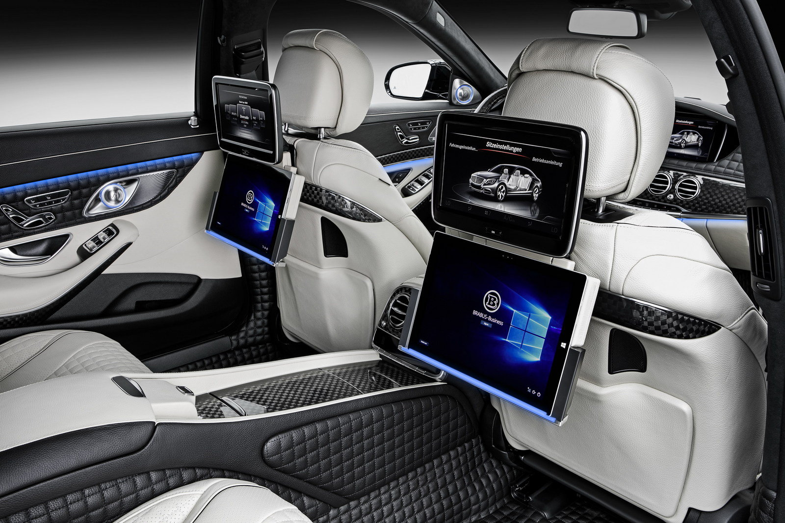 2016 Mercedes-Maybach 900 By Brabus - Picture 647096