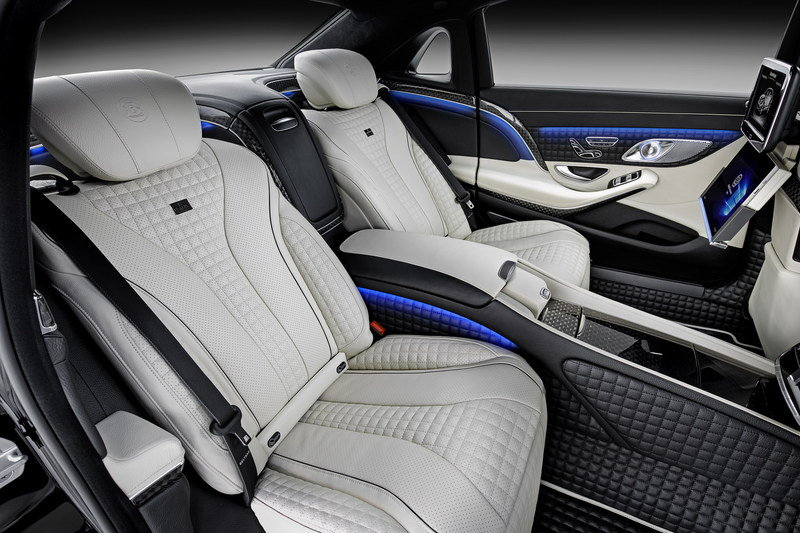 2016 Mercedes-Maybach 900 By Brabus High Resolution Interior - image 647097
