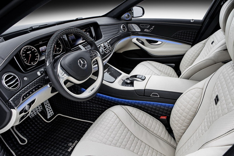 2016 Mercedes-Maybach 900 By Brabus High Resolution Interior - image 647098