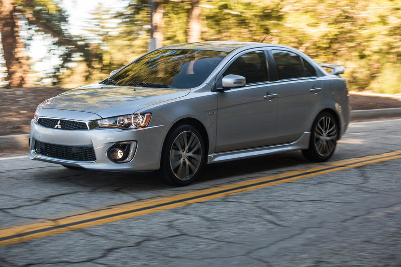 2016 Mitsubishi Lancer High Resolution Exterior - image 648935