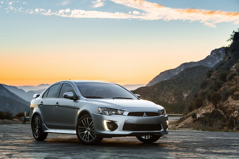 2016 Mitsubishi Lancer High Resolution Exterior - image 648950