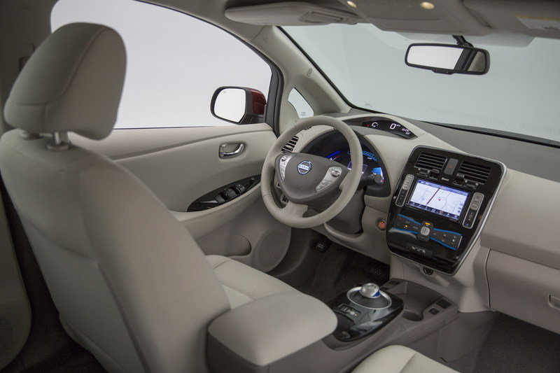 2016 Nissan Leaf High Resolution Interior - image 645365