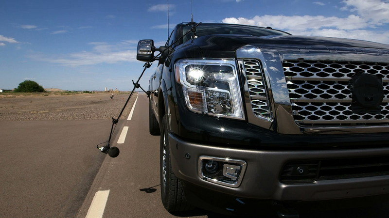 "Nissan ""Titan Truckumentary"" Chapter 8: ""The Sounds of Silence:"" Video"