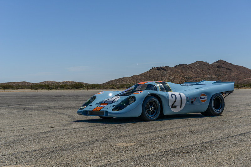 Take A Ride in the Insanely Fast Porsche 917K at Laguna Seca