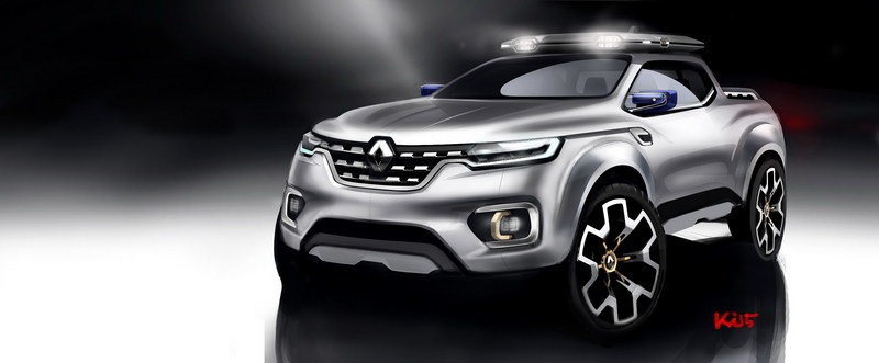 2015 Renault Alaskan Concept High Resolution Exterior - image 644425