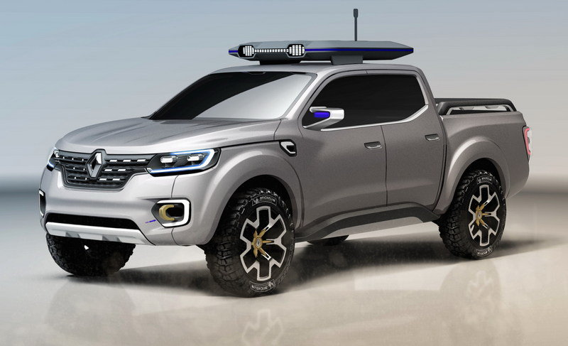 2015 Renault Alaskan Concept High Resolution Exterior - image 644427
